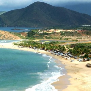Isla Margarita - Playa Caribe